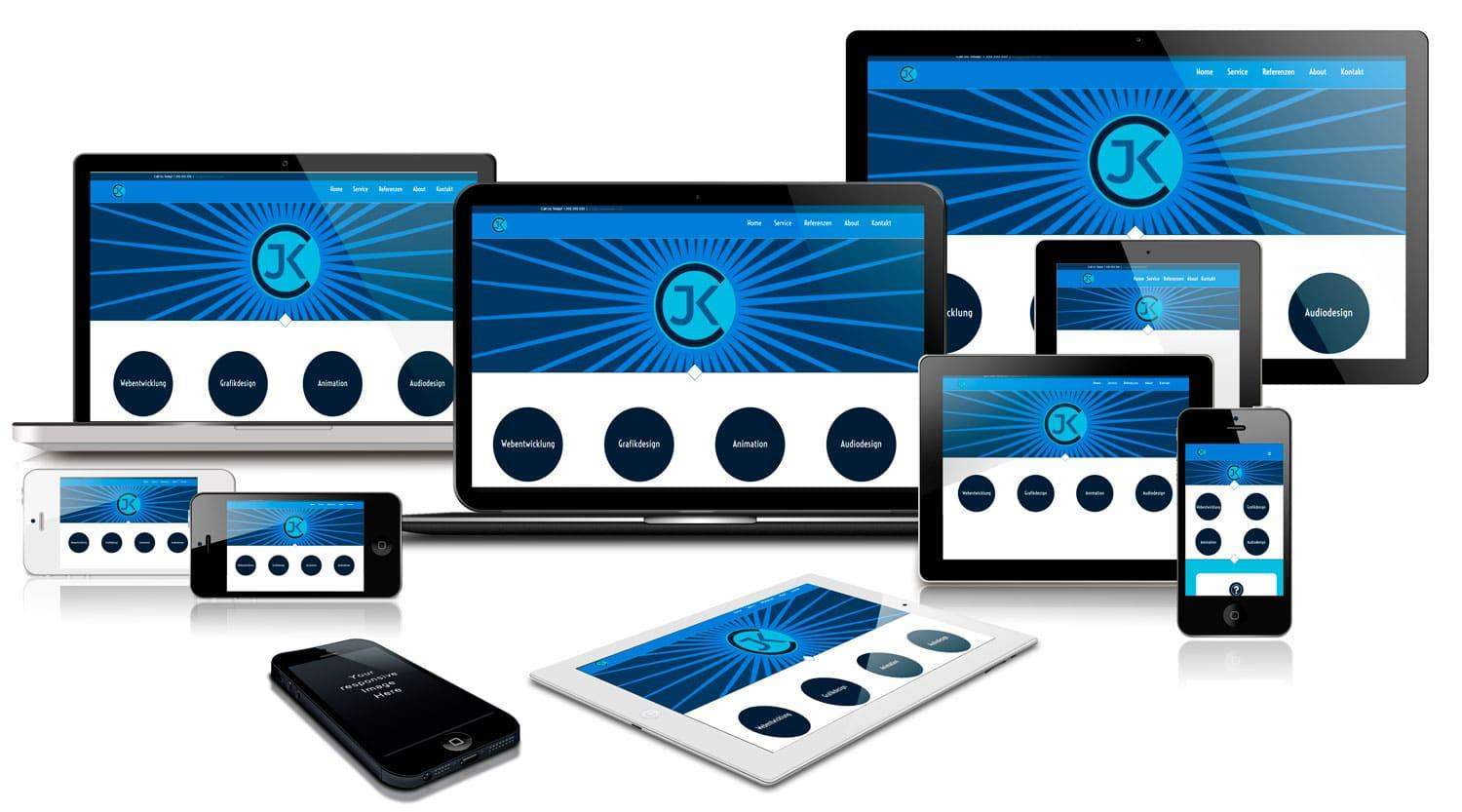 Responsive Webdesign & Mobile First